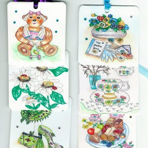 Gift Tags assorted 6 pkg no 251