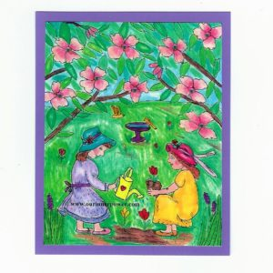 Online Greeting Card IC135