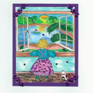 Online Greeting Card No ICC131
