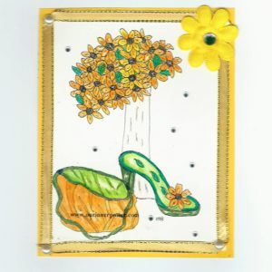 online Greeting Card no Shoe C 304