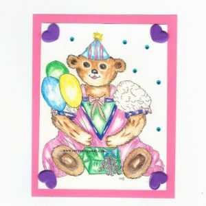 Online Greeting Card TC71