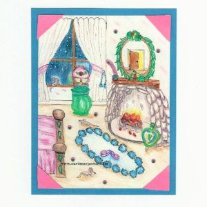Online Greeting Card no FC 35