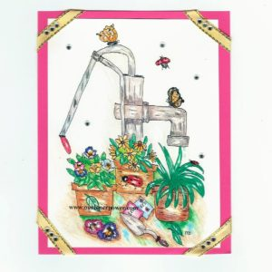 Online Greeting Card no GC50