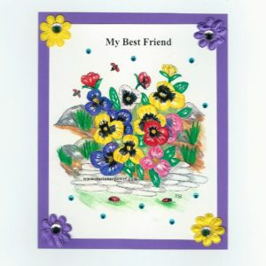 online Greeting Card FLC59 Best Friend