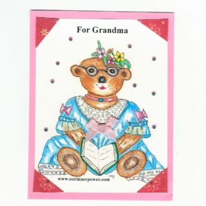 online Greeting Card TC64For Grandma