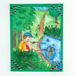 Online Greeting Card No ICC123