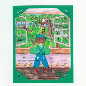 Online Greeting Card No ICC124