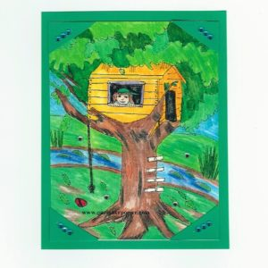 Online Greeting Card No ICC136