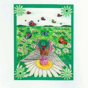 Online Greeting card No AC15