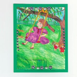 Online GReeting Card No ICC134