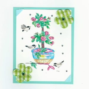 Online Greeting Card no FLC25