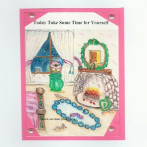 Online Greeting card no FC35 time for yourself