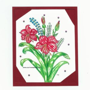 online Greeting Card FLC34
