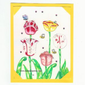 online Greeting Card FLC40