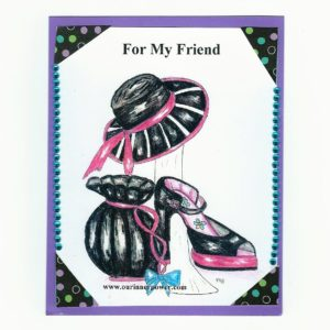 online Greeting Card ShoeC302 My Friend