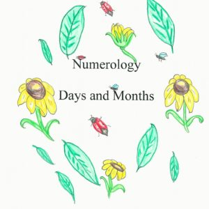 numerology day and Months